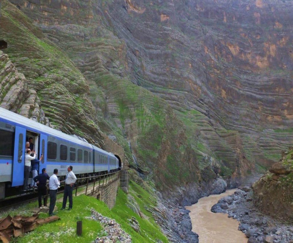 سفر ارزان با قطار