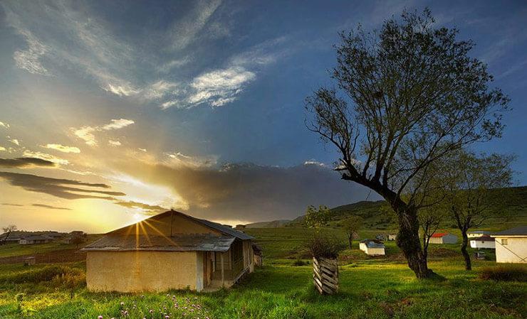 دهکده جهان نما در گلستان