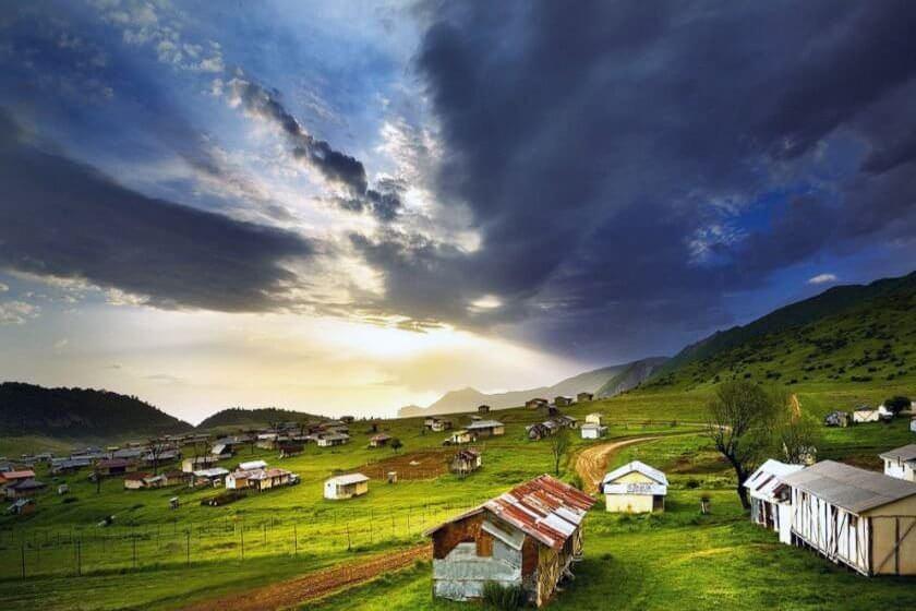 تصویر دهکده جهان نما