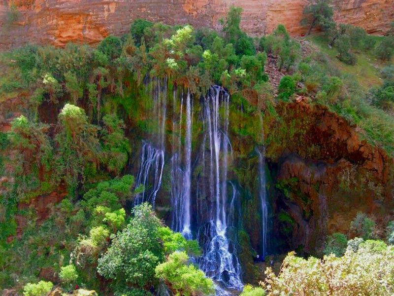 بهترین وقت سفر به آبشار شوی اسفند تا اردیبهشت است