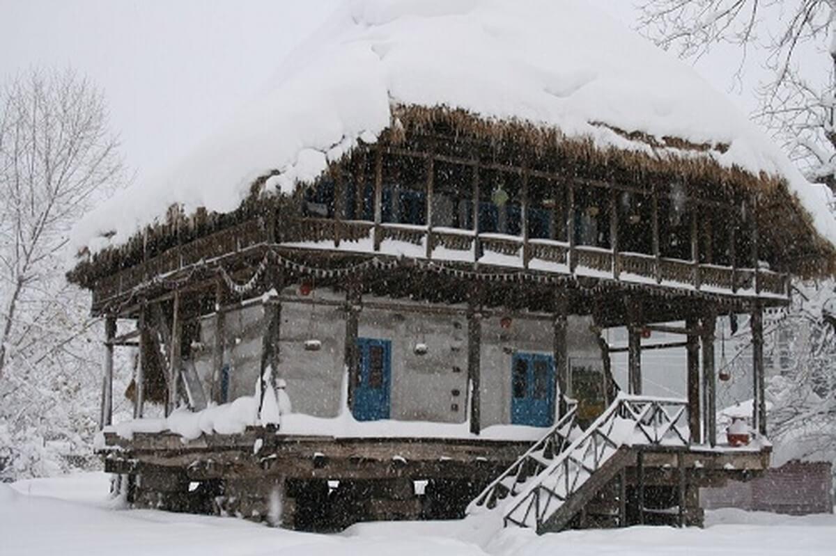 خانه های سنتی گیلان ؛ ۶ خانه سنتی با معماری روستایی دلنشین