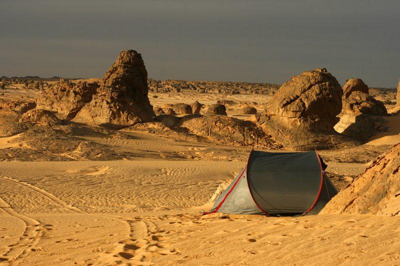 چادر صحرایی