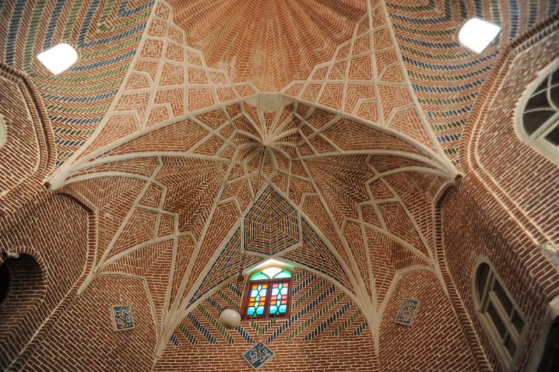 سقفهای بازار تبریز