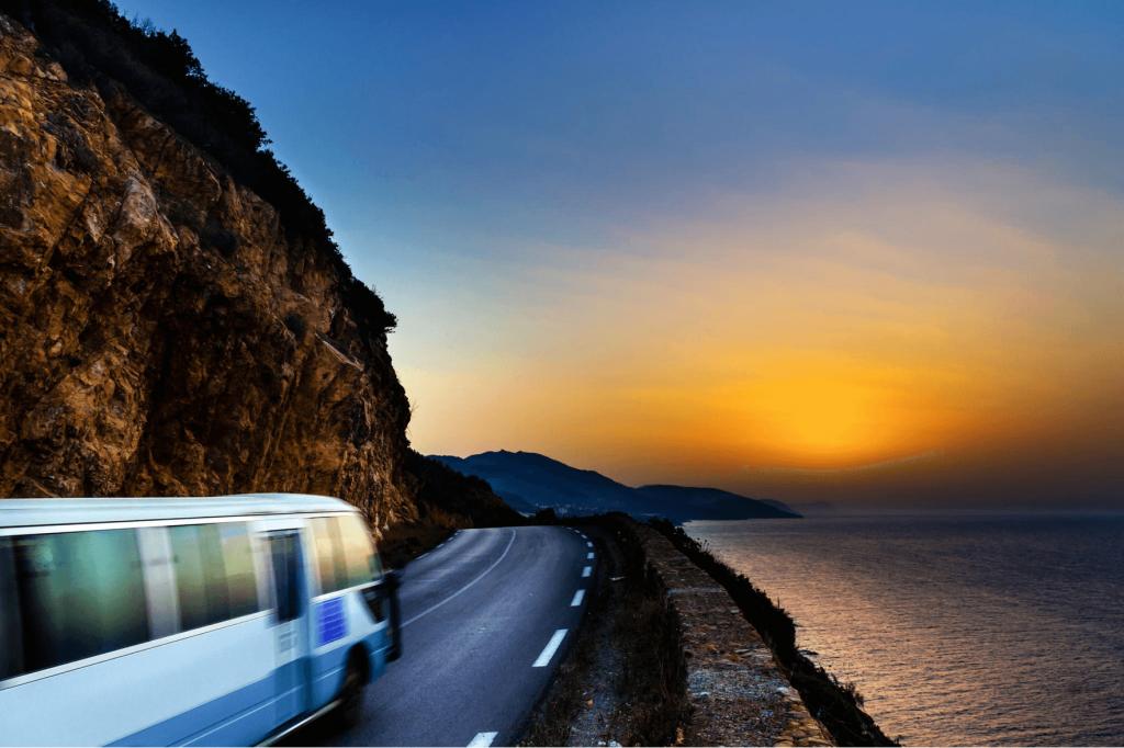 سفر ارزان با اتوبوس