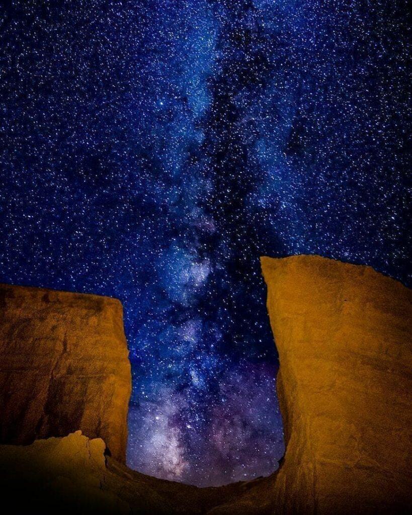 آسمان شب کلوت