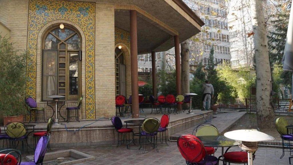کافه های شیک تهران