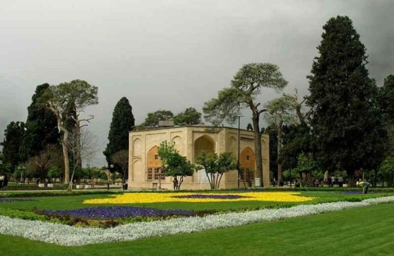 باغ جهاننما شیراز