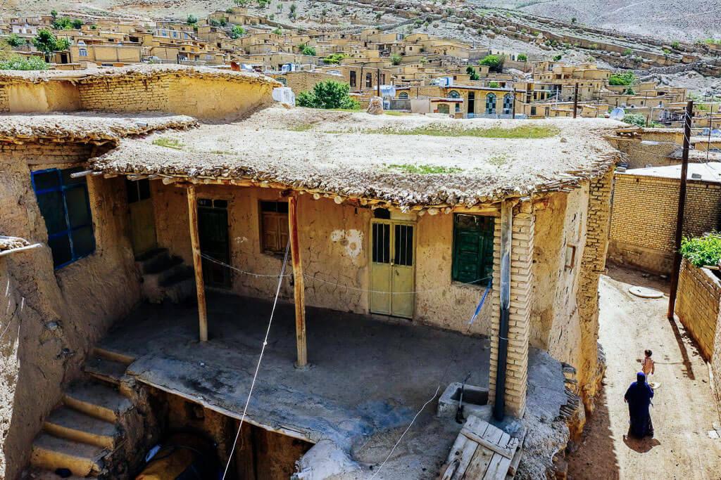 روستای زیبای دشتک در نزدیکی بهشت گمشده