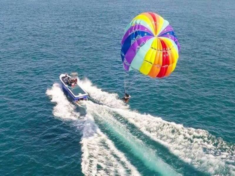 قایق سواری در دریای سیترا و دیگر تفریحات ساحل سیترا