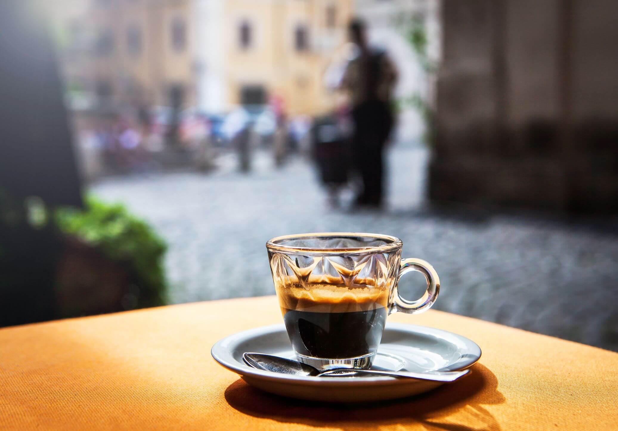 قهوههایی که در شهرهای مختلف خوردم!