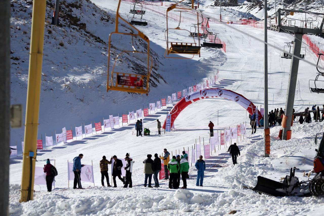 پیست اسکی دربندسر؛ یکی از جدیدترین پیست های اسکی تهران