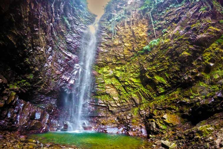 آبشار ورسک سوادکوه