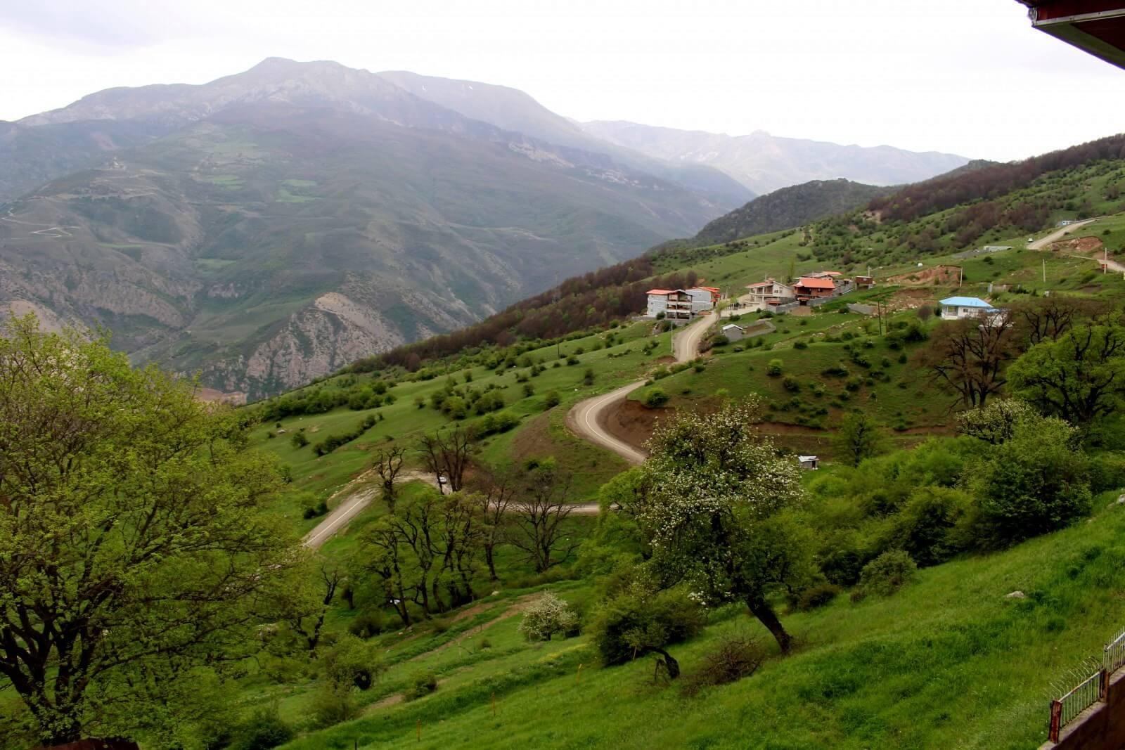 روستای عباس آباد