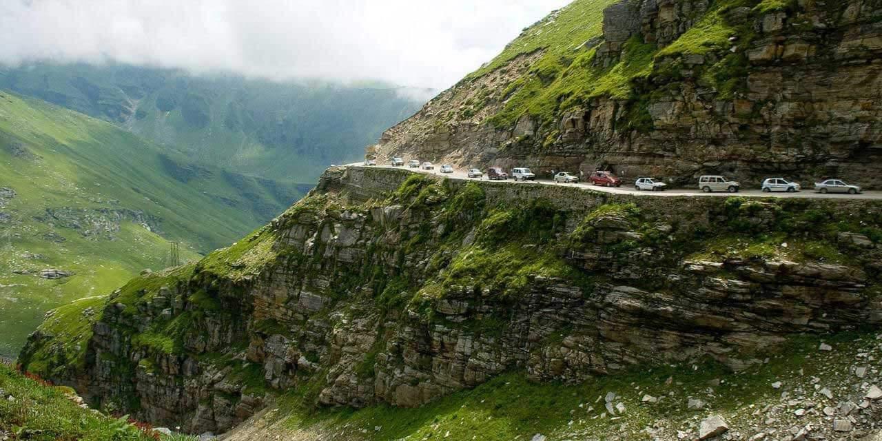 جاده چالوس؛ از مسیر هم به اندازه مقصد لذت ببرید