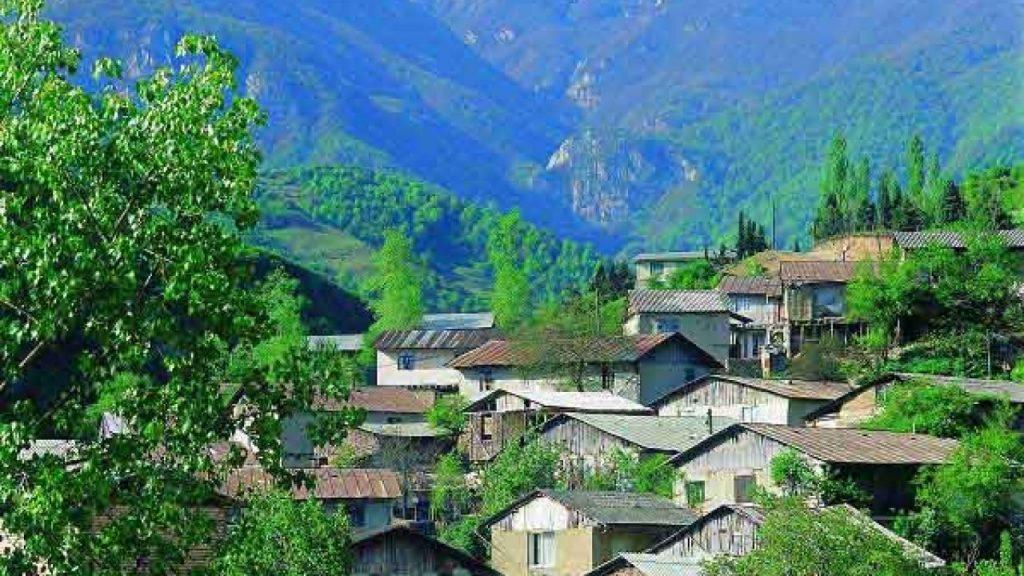روستای زیارت گلستان