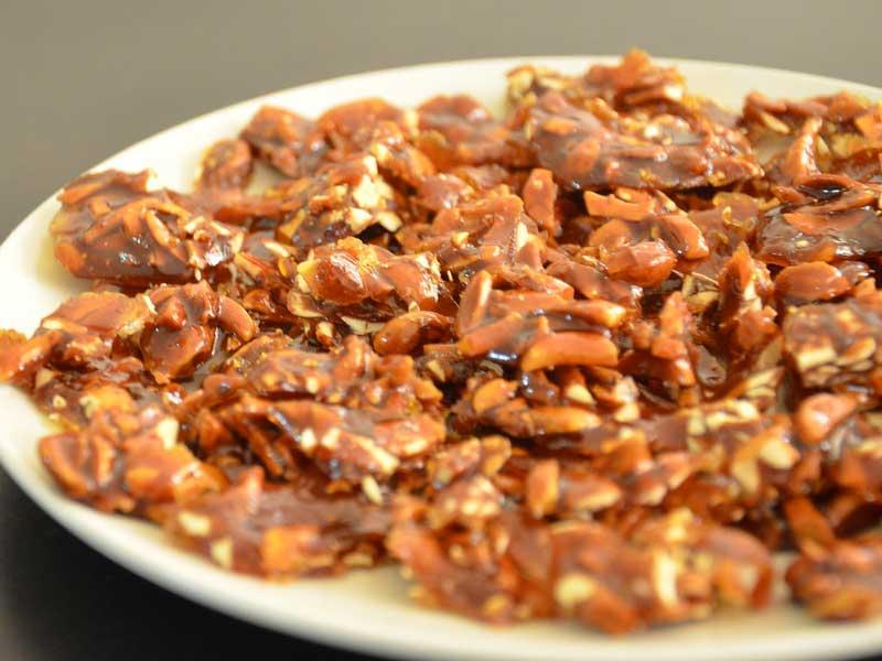 سوهان عسلی، شیرینی خوش طعم ایرانی