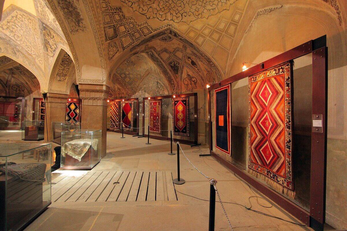 عکس-موزه-فرش-ایران-تهران