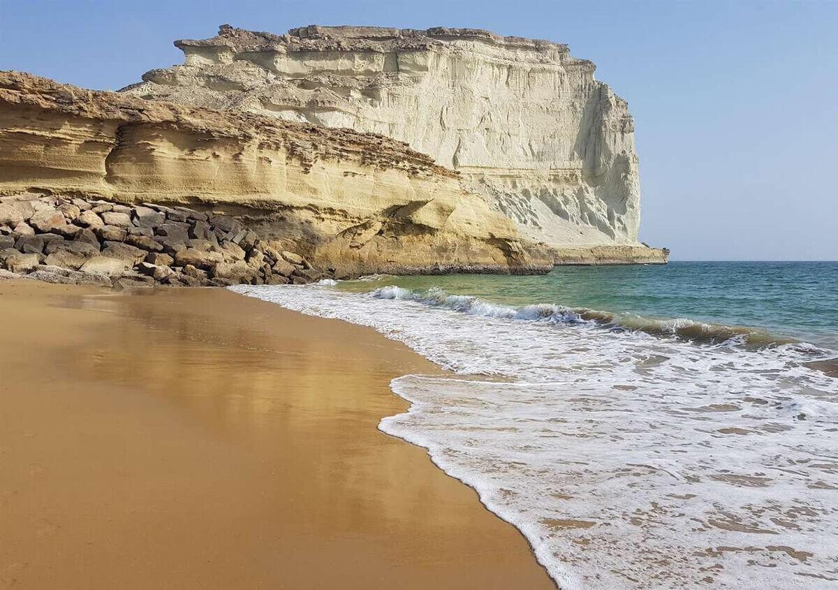 ساحل مکران چابهار