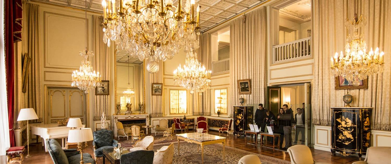 کاخ نیاوران از موزه های تهران