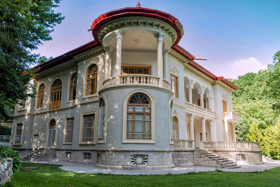 مجموعه کاخ سعدآباد از معروفترین موزه های تهران