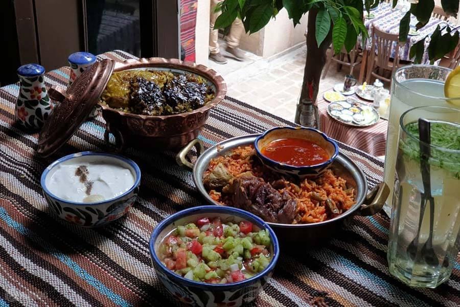 غذای محلی