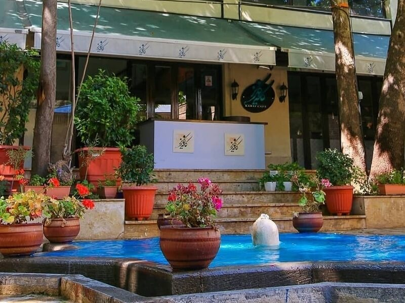 کافه کاریز