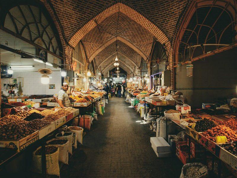 بازار قدیم اردبیل