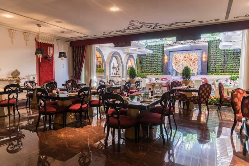 رستوران تاج محل تهران؛ ادویه هندی با دستپخت ایرانی!