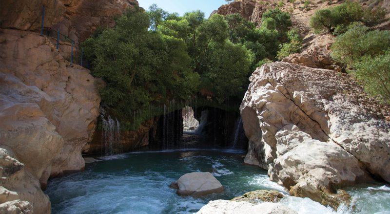 آبشار آبملخ