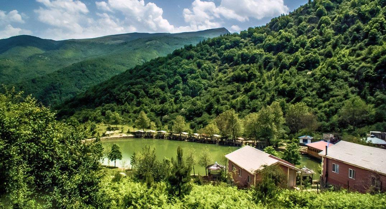 دریاچه قو مازندران