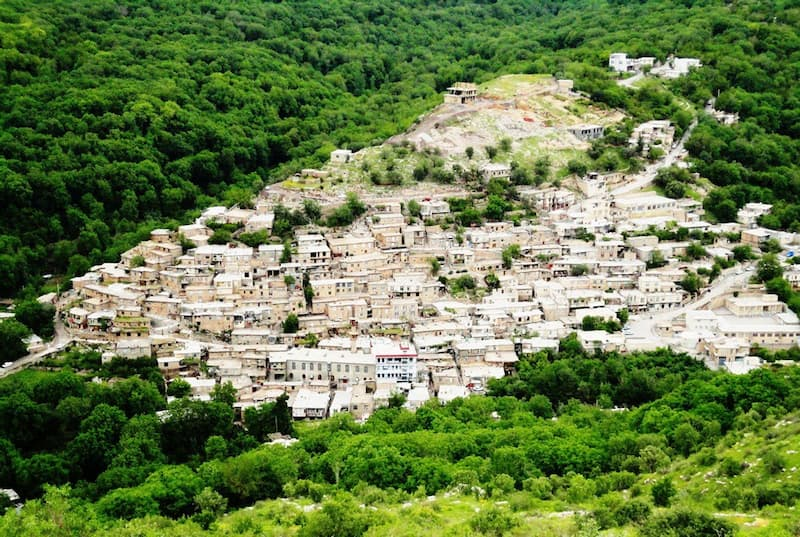 روستای خانقاه
