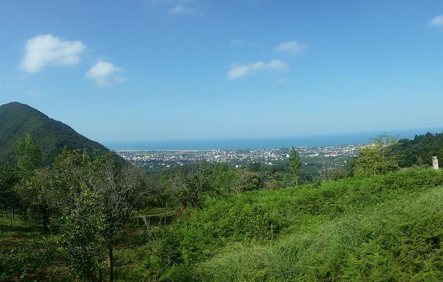 روستای کوهستانی اربکله مازندران