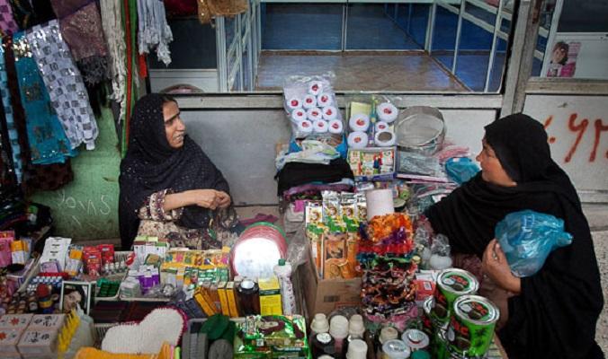بازار سنتی بلوکان