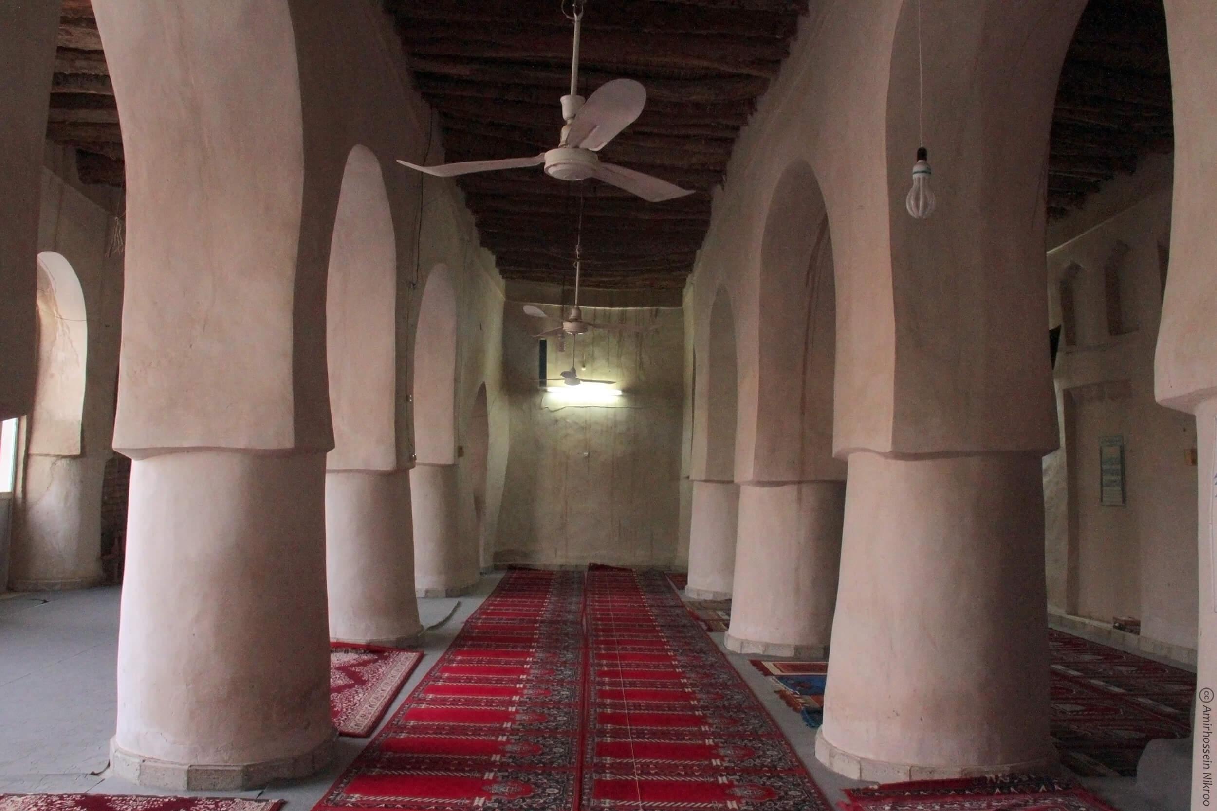 مسجد جامع دزک